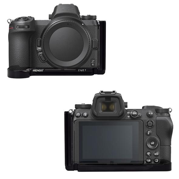 Mengs Nikon Z6/Z7 L-Shaped Quick release Plate Z7 專用L型快拆板 L plate