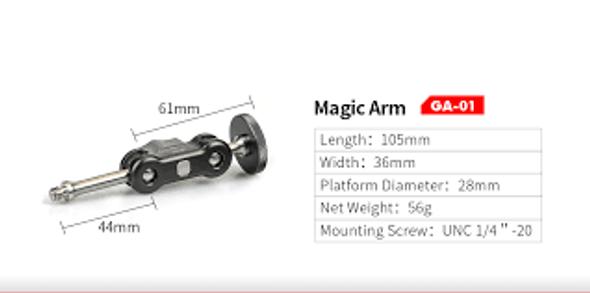 Sunwayfoto GA-01 Magic Arm