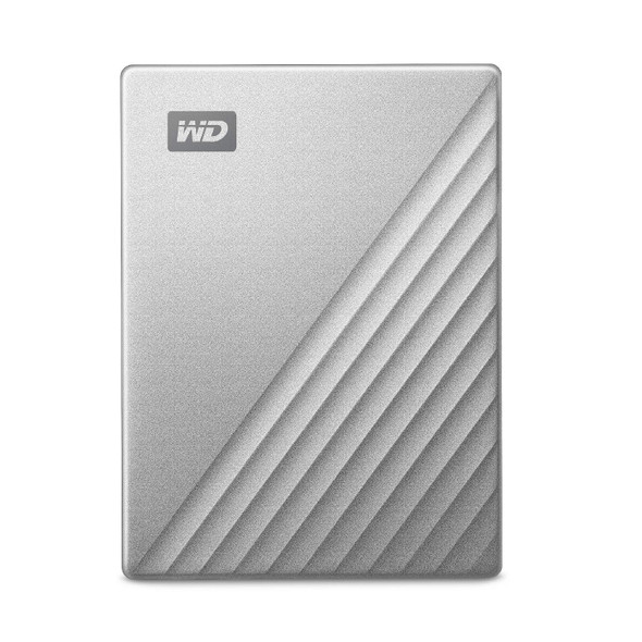 Western Digital My Passport Ultra for Mac 4TB(WDBPMV0040BSL-CESN)