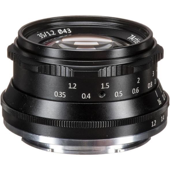 七工匠 7artisans 35mm f/1.2 Fuji X Mount 鏡頭