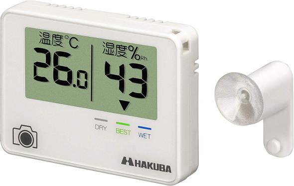 Hakuba 電子溫度濕度計 C-81
