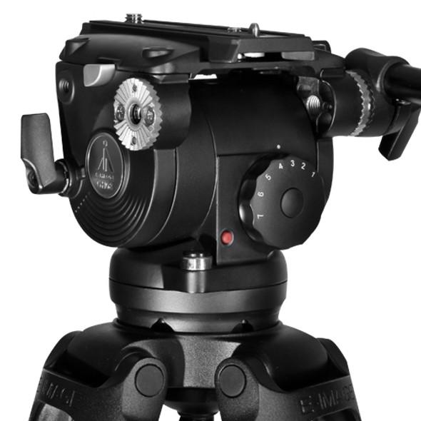 E-IMAGE GH08 75mm 專業油壓攝錄雲台