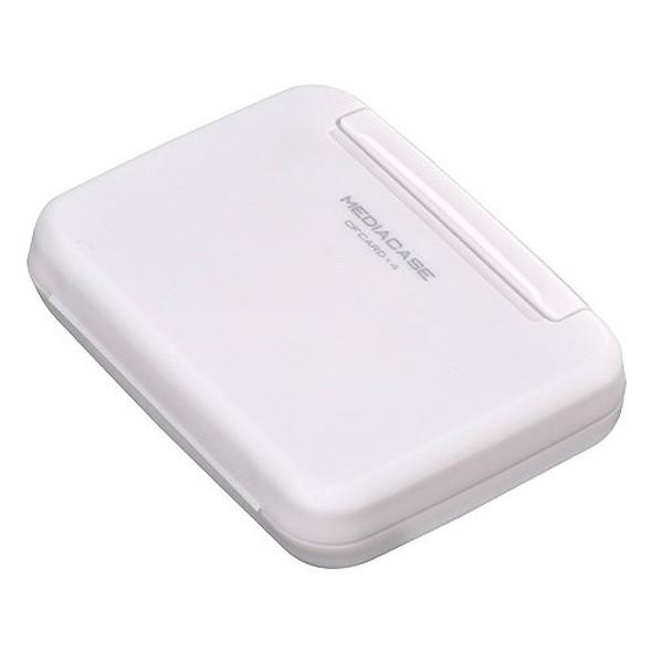 Hakuba CF 記憶卡收納盒 白色