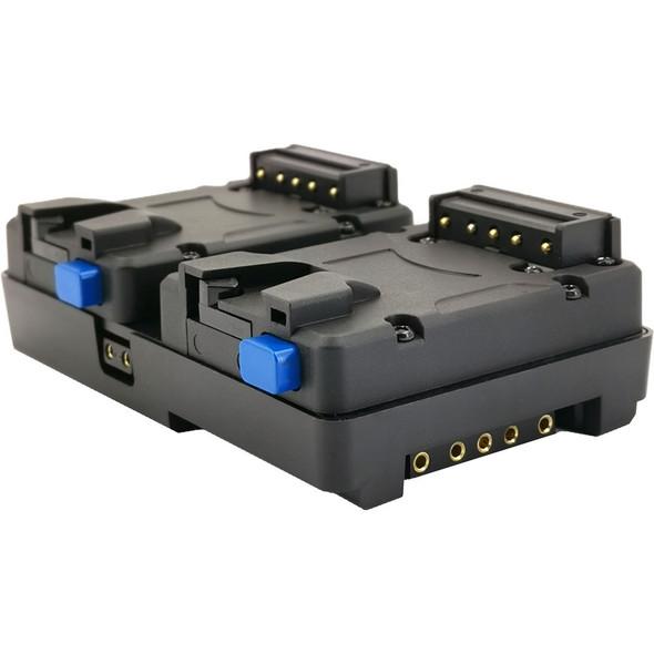 Fxlion Dual V-Mount Plate to Standard Size V-Mount Plate 電池轉換板