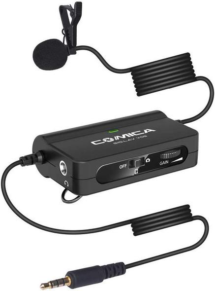 Comica CVM-SIG.LAV V05 Lavalier Microphone 多功能領夾咪