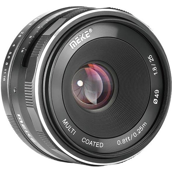 Meike 美科 MK-25mm F/1.8 APS-C 鏡頭 For Sony E-mount