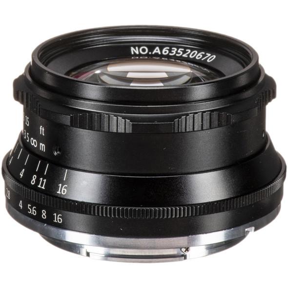 七工匠 7artisans 35mm f/1.2 Canon EOS M Mount 鏡頭