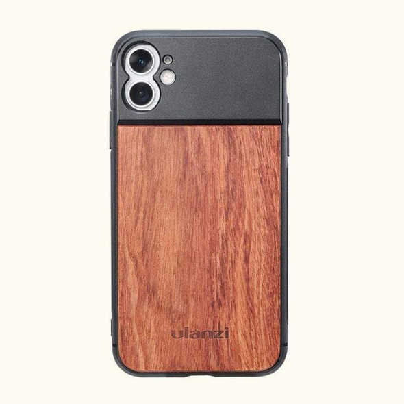 Ulanzi Wooden 17mm Thread Phone Case for iPhone 11