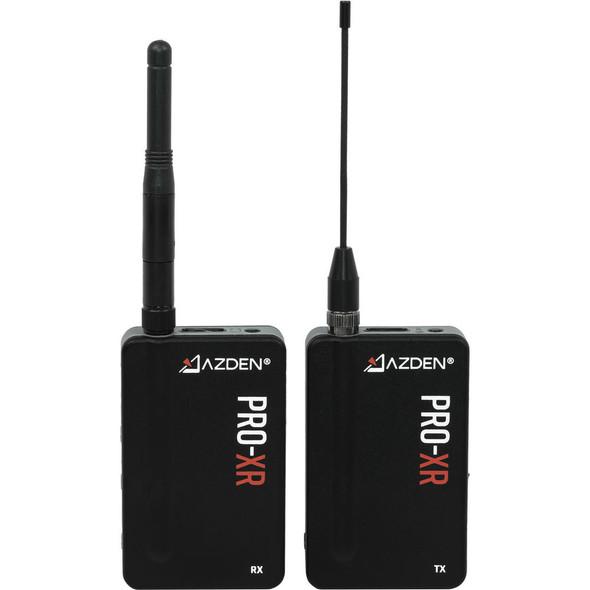 Azden PRO-XR Digital Wireless Omni Lavalier Microphone