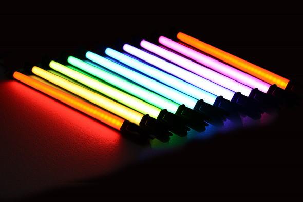 NanLite 南光 PavoTube 30C 2Kit RGB 全彩補光燈雙燈套裝