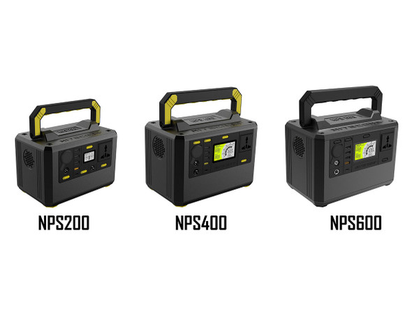 Nitecore Outdoor Portable Power Station NPS600