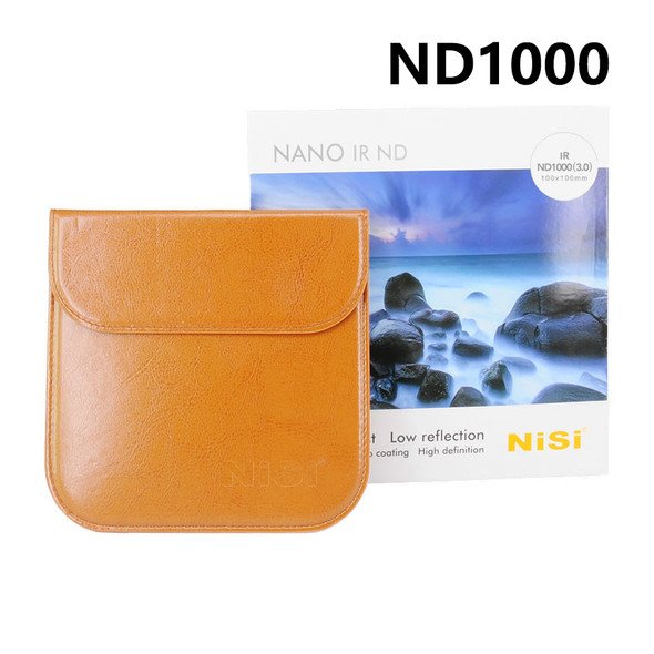 Nisi 耐司 Nano IR 150mm ND64 / 1.8 / 6-Stops 減光濾鏡