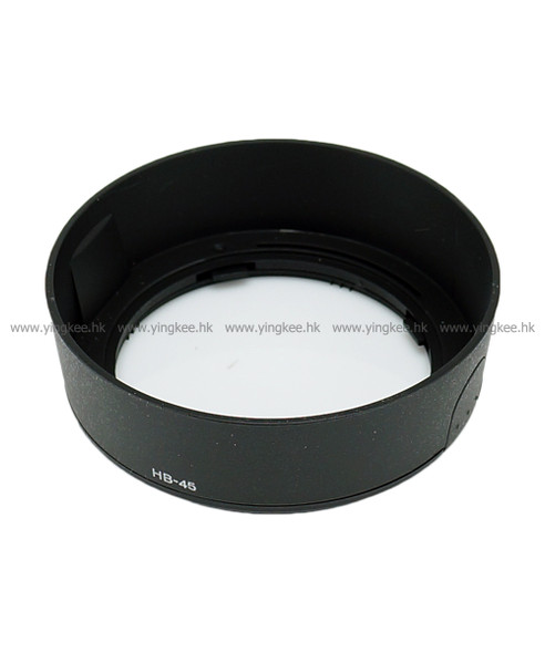 Nikon 18-55mm f3.5-5.6G VR DX HB-45副廠遮光罩