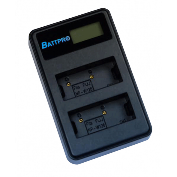 Battpro Nikon EN-EL3e USB Dual Charger 雙位充電座