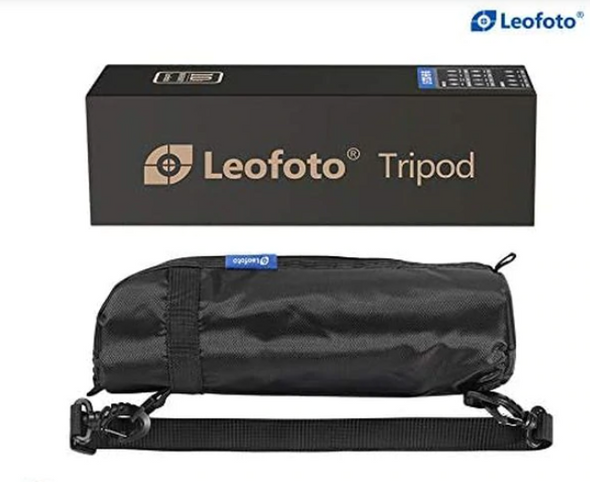 Leofoto LS-223C EB-36 碳纖維迷你三腳架套裝