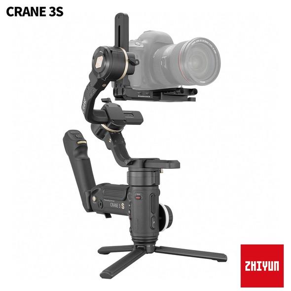 Zhiyun 智雲 Crane 3S 專業攝錄機穩定器