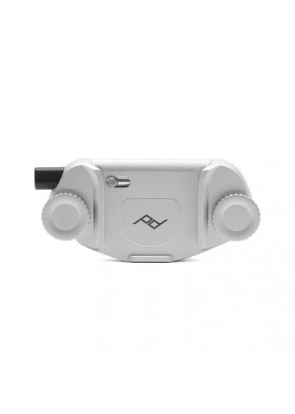 Peak Design Capture V3 Silver (Clip Only) 相機快夾系統