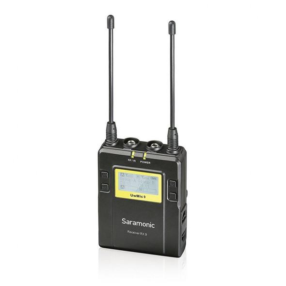 Saramonic UwMic9-HK RX 無線接收器