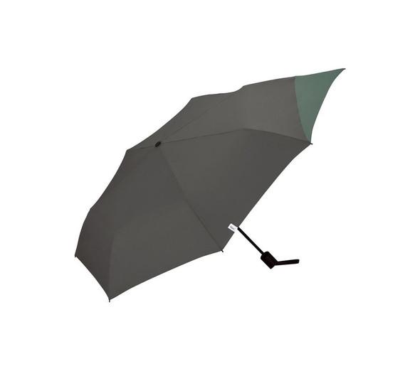 日本品牌 WPC Umbrella MSS-030 Grey 情侶搭配 背囊保護 伸縮雨傘