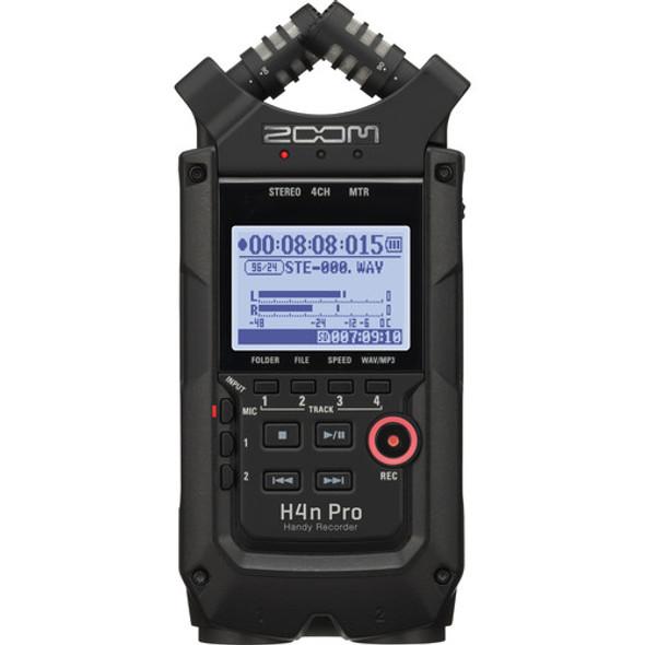 Zoom H4n PRO Handy Recorder All Black Edition 手提數碼錄音機