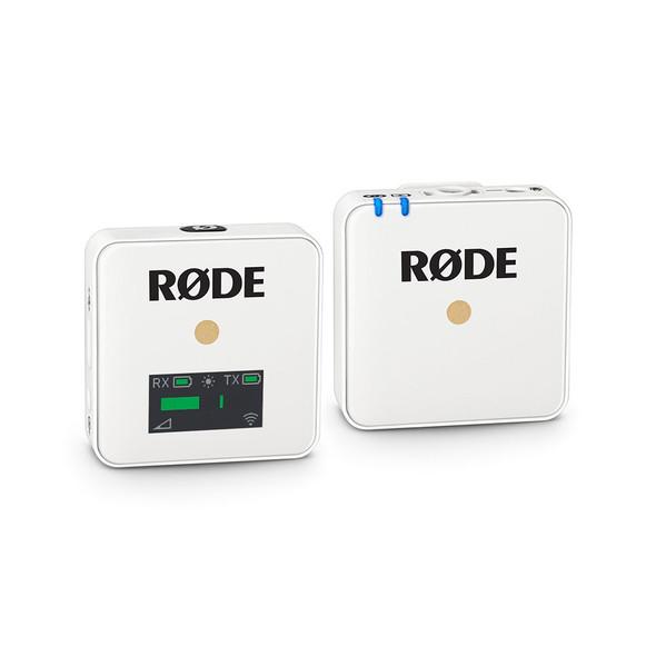 Rode Wireless Go White 無線收音咪套裝白色