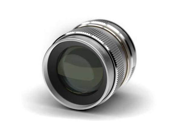 Dulens 毒鏡APO 85mm F2 Sliver Nikon