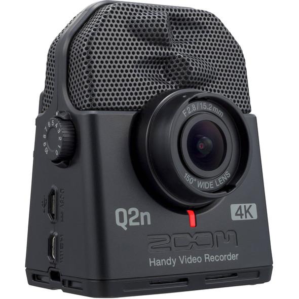 Zoom Q2n-4K Handy Video Recorder 直播組合