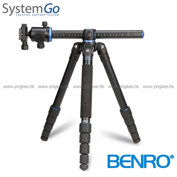 Benro 百諾 GoTravel GA268TB2 鋁合金腳架套裝