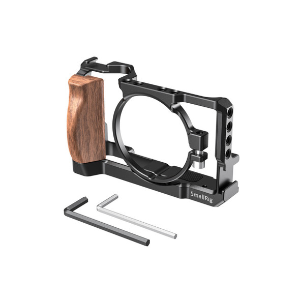 SmallRig 2434 Cage for Sony RX100 VII and RX100 VI Camera CCS2434