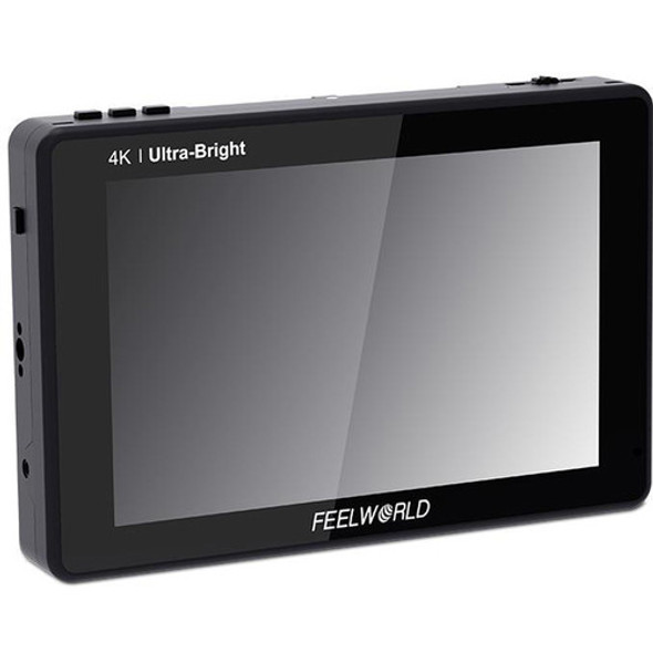 "FeelWorld LUT7S 7"" 3D LUT 4K SDI HDMI Monitor 觸控全高清攝錄監視器"