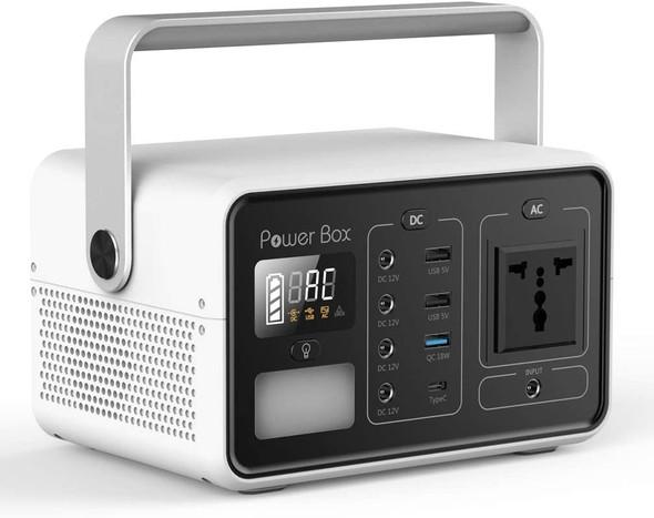 Power Box T200 with 50 Watt Solar Panel Kit 行動電源連太陽能板套裝