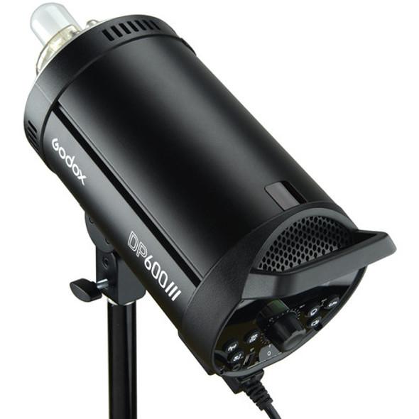 Godox 神牛 DP600III Studio Light 600W 影樓閃光燈