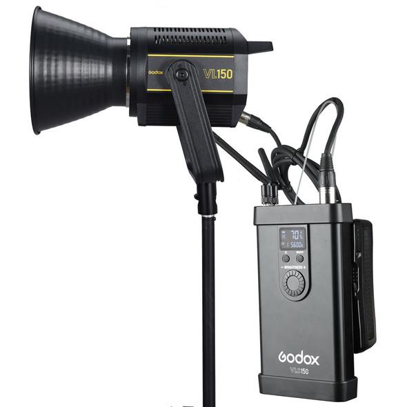 Godox 神牛 VL150 LED Light 室內外兩用攝錄補光燈