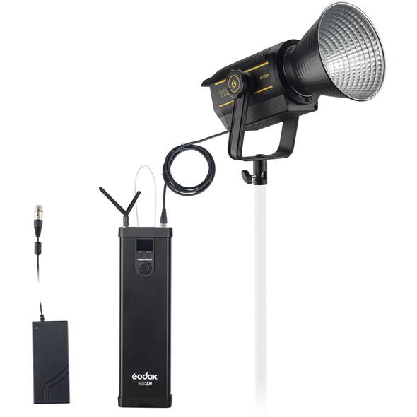 Godox 神牛 VL200 LED Light 室內外兩用攝錄補光燈