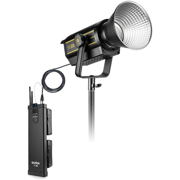 Godox 神牛 VL300 LED Light 室內外兩用攝錄補光燈