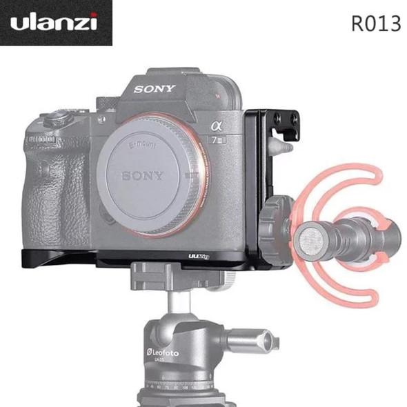 Ulanzi R013 A73 /A7R3 /A7M3 Vlog 專用L形快拆板