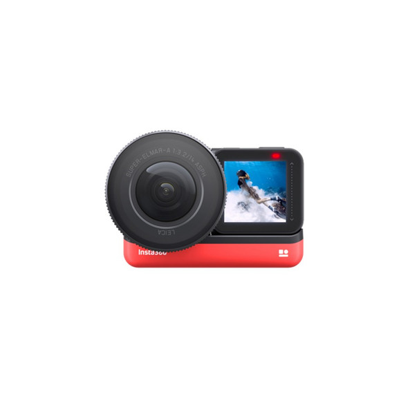 Insta360 ONE R Action Camera One inch Leica  Edition 1英吋感光元件套裝