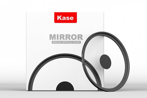 Kase Mirror Digital Optical Filter Kit 95mm (with 82-95mm 86-95mm Adapter Ring)