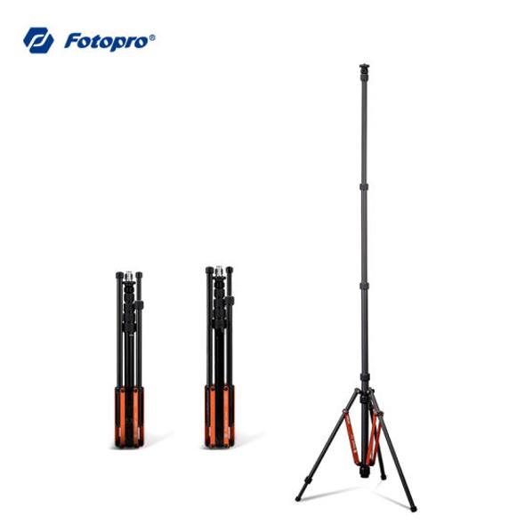 Fotopro TR-01C Carbon Fiber Light Stand 碳纖維燈架