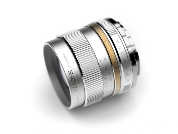 Dulens 毒鏡APO 85mm F2 Sliver Canon