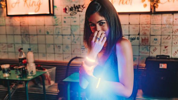 Spiffy KYU.6 RGB LED Light Bracelet 全彩補光燈手帶
