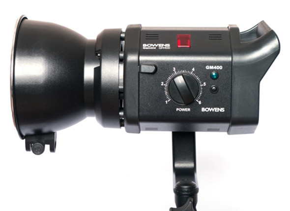 Bowens Gemini 400 Studio Twins Light Kit 雙燈套裝