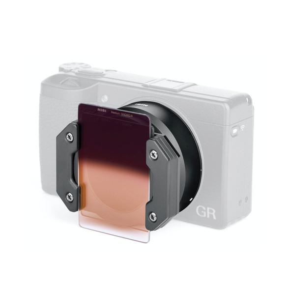 NiSi 耐司 Filter System for Ricoh GR3 (Master Kit) 方片濾鏡架連偏光鏡專業套裝