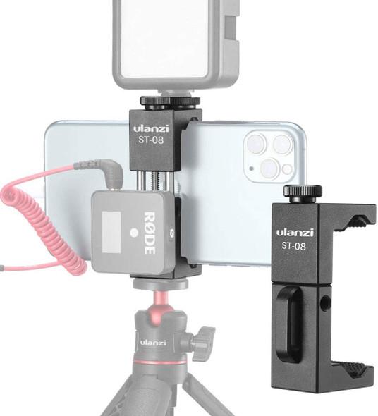 Ulanzi Phone tripod mount 多功能電話夾 ST-08