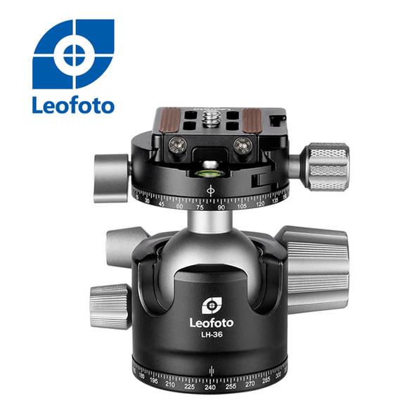 Leofoto 徠圖 LH-36R 低重心雙開口全景球形雲台 (可承重18kg)