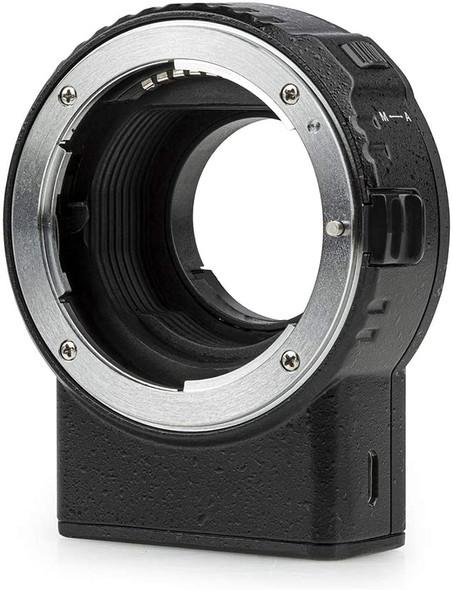 Viltrox NF-M1 自動對焦轉接環 Nikon F鏡頭轉接至M43相機