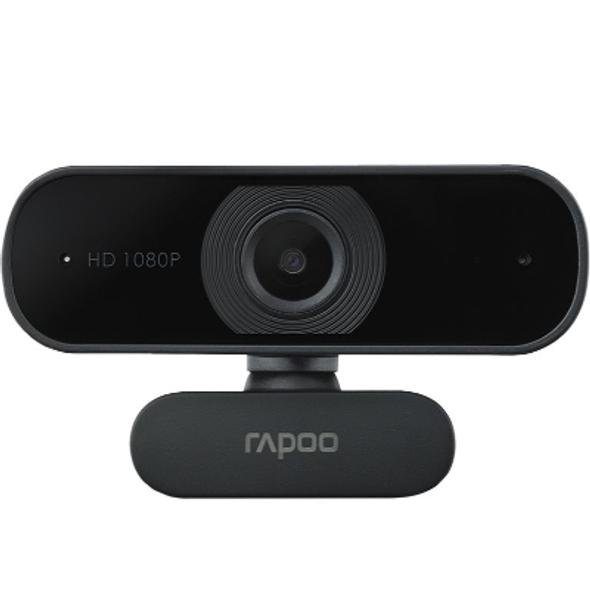 Rapoo C260 1080P Webcam 全高清廣角視像鏡頭