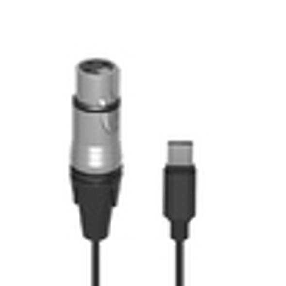 Comica CVM-XLR-UC XLR to USB-C Interface Audio Cable Adapter