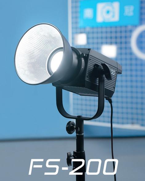 Nanguang Nanlite 南冠 FS-200 200W Daylight LED 補光燈