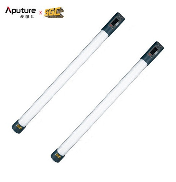 Aputure SGC Prism P60 LED Tube Light 2 Kit 補光燈棒雙燈套裝